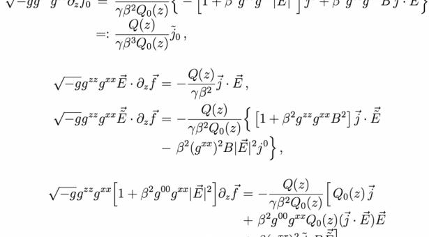 COLÓQUIO (20/11/2015): Thermodynamical Black Hole in f(R) theory (Profa. Dra. Cristine N. Ferreira – Instituto Federal Fluminense)