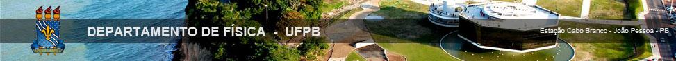 Departamento de Física - UFPB